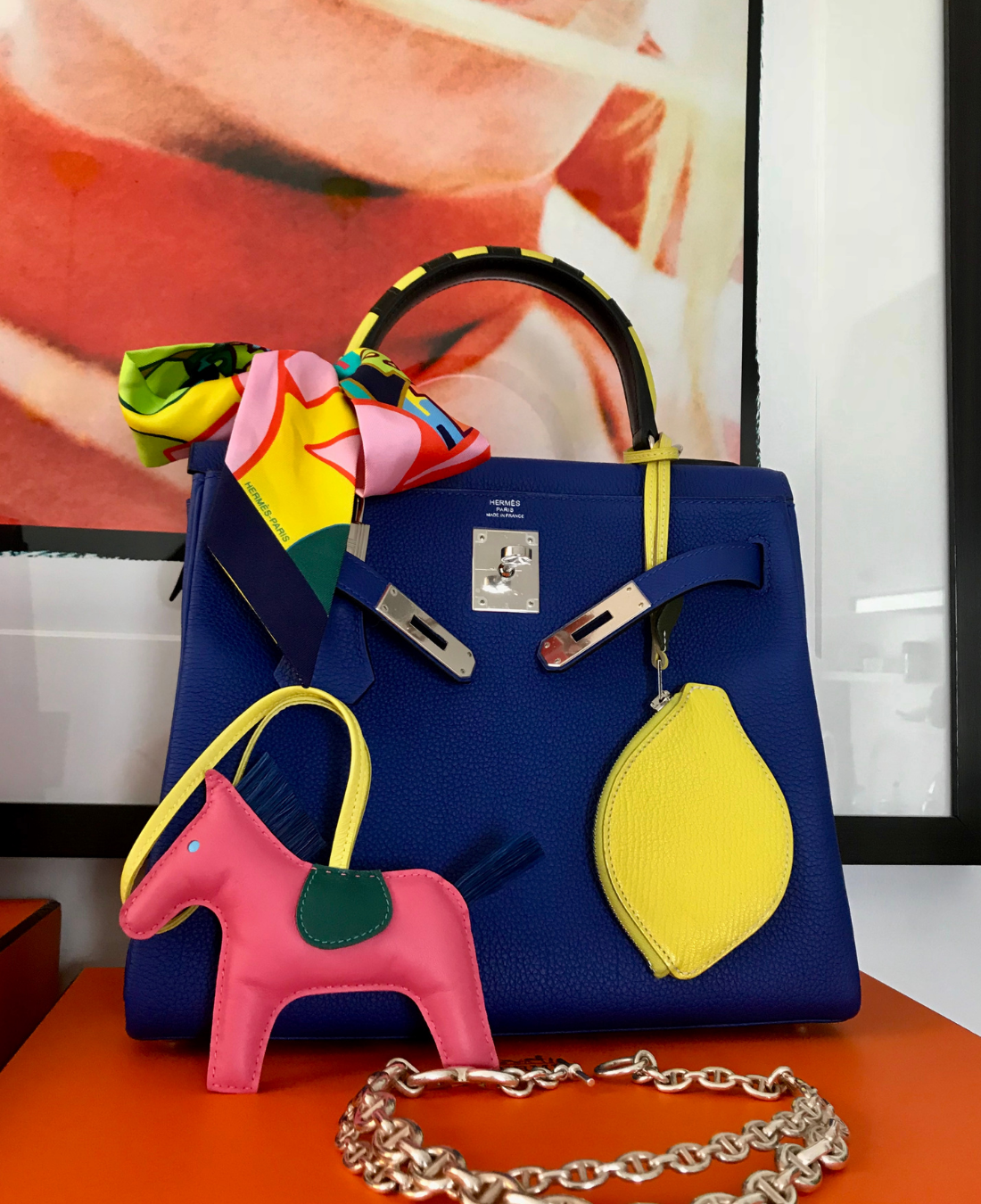 Hermes Kelly Bag 28