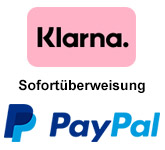 Zahlung mit PayPal bei Couture and Cheap